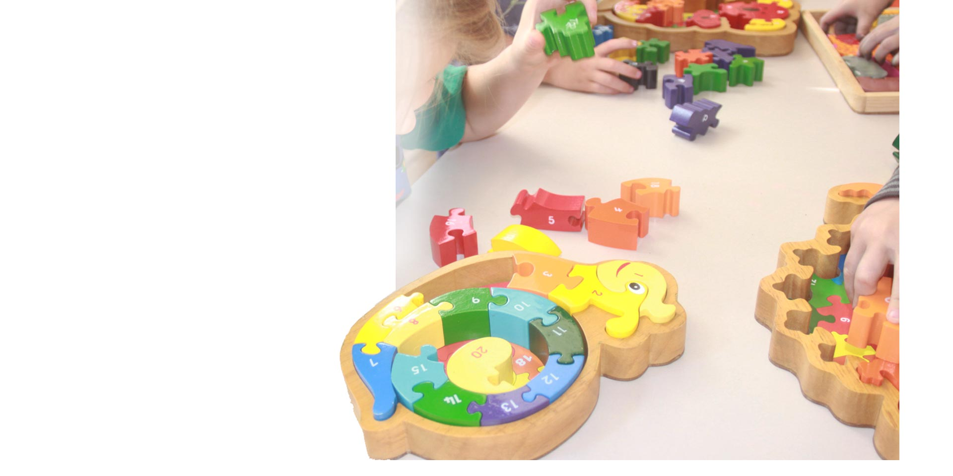 Educational Wooden Toys Australia Jigsaw Puzzles