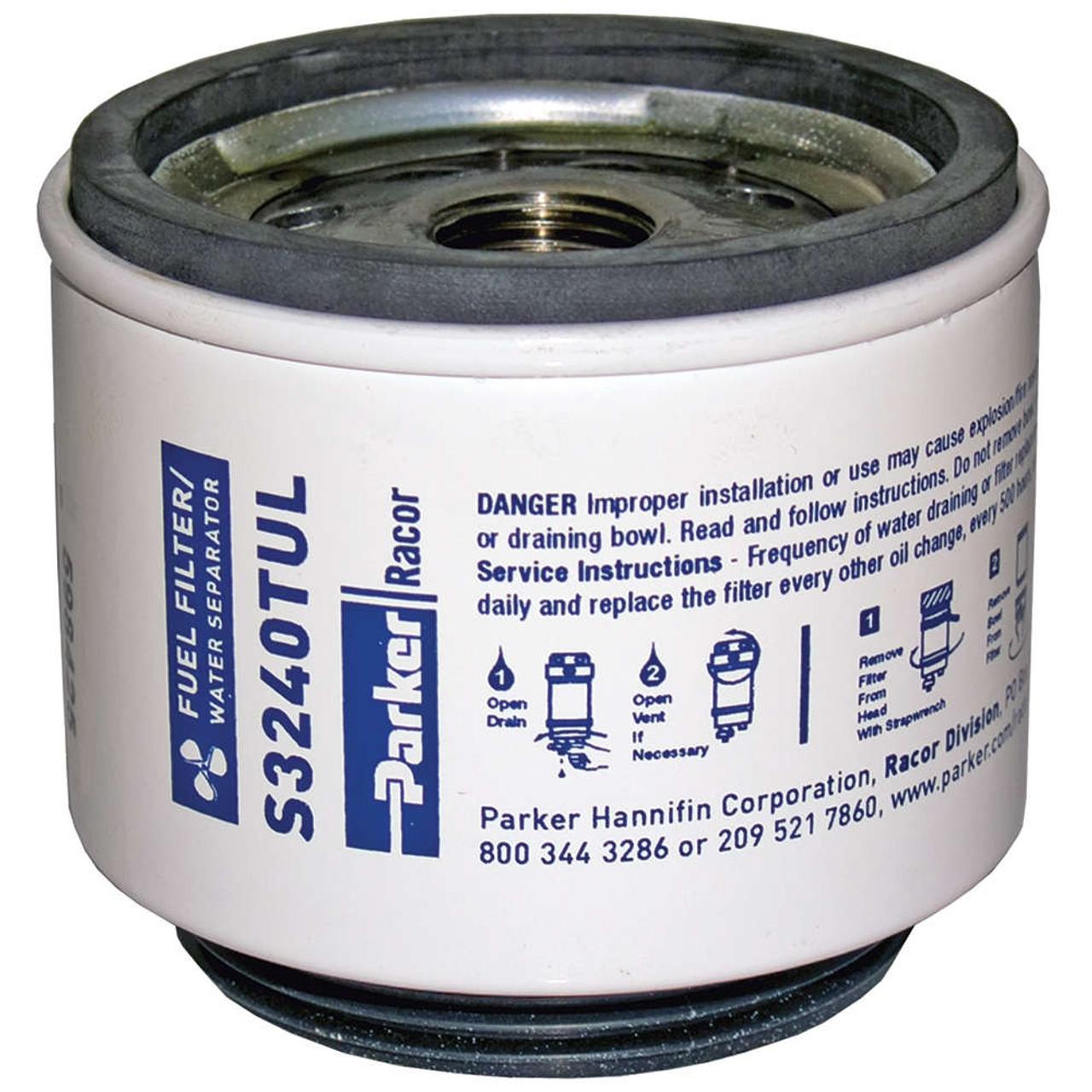 medium resolution of racor m18 marine aquabloc replacement gasoline filters s3240tul 12 qty