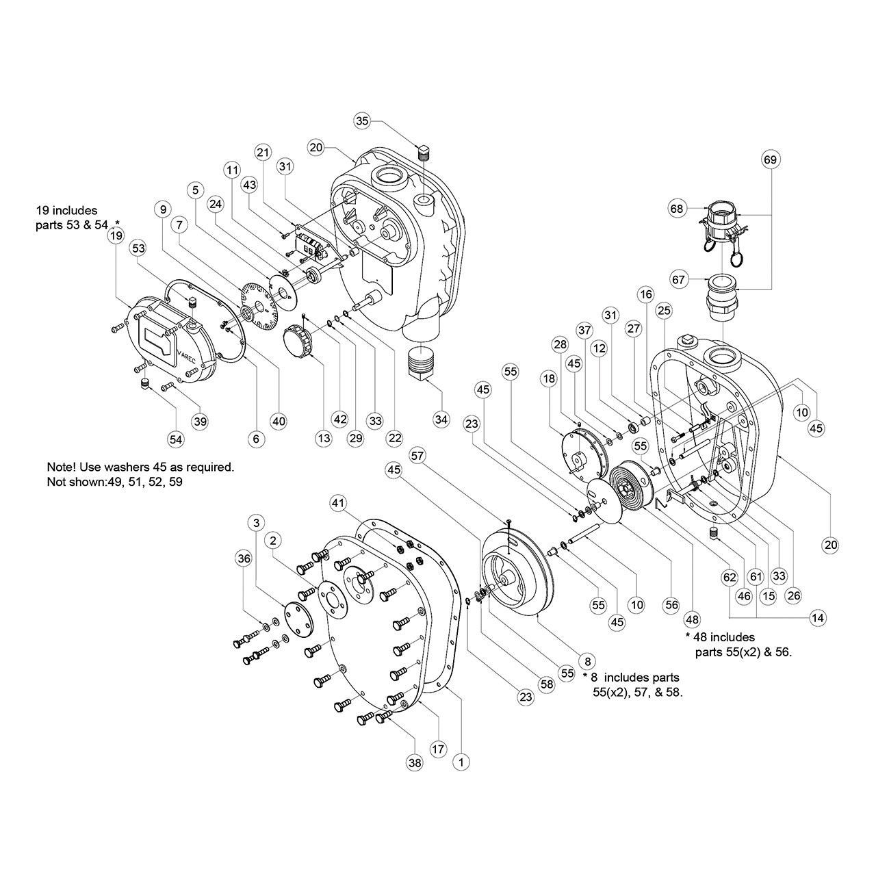 small resolution of varec 2500 tank gauge replacement parts bushing john m 2005 ford mustang engine diagram m bushing diagram