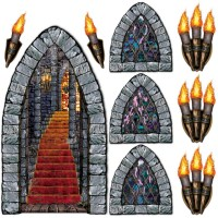 Stairway Wall Props - Halloween Express