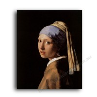 Jan Vermeer | Girl with a Pearl Earring - Direct Art Australia