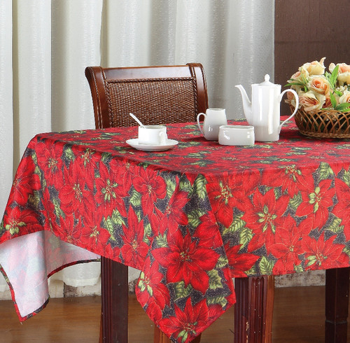 70 X Tablecloth Christmas 102