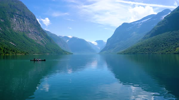 beautiful nature norway natural