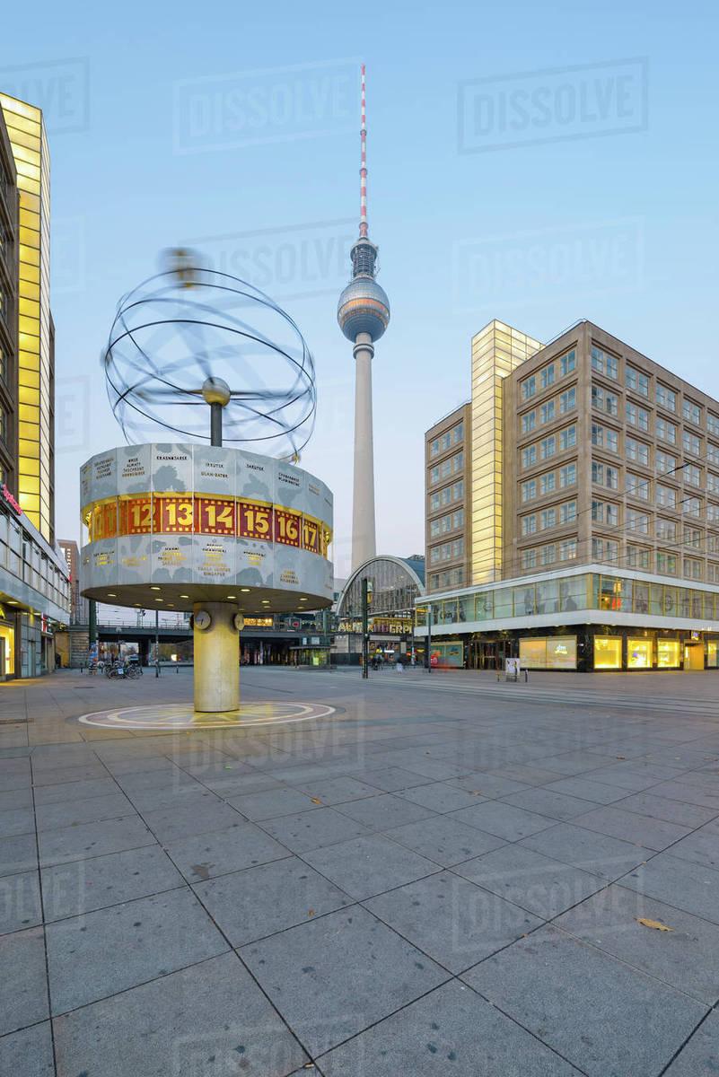 germany berlin alexanderplatz tv