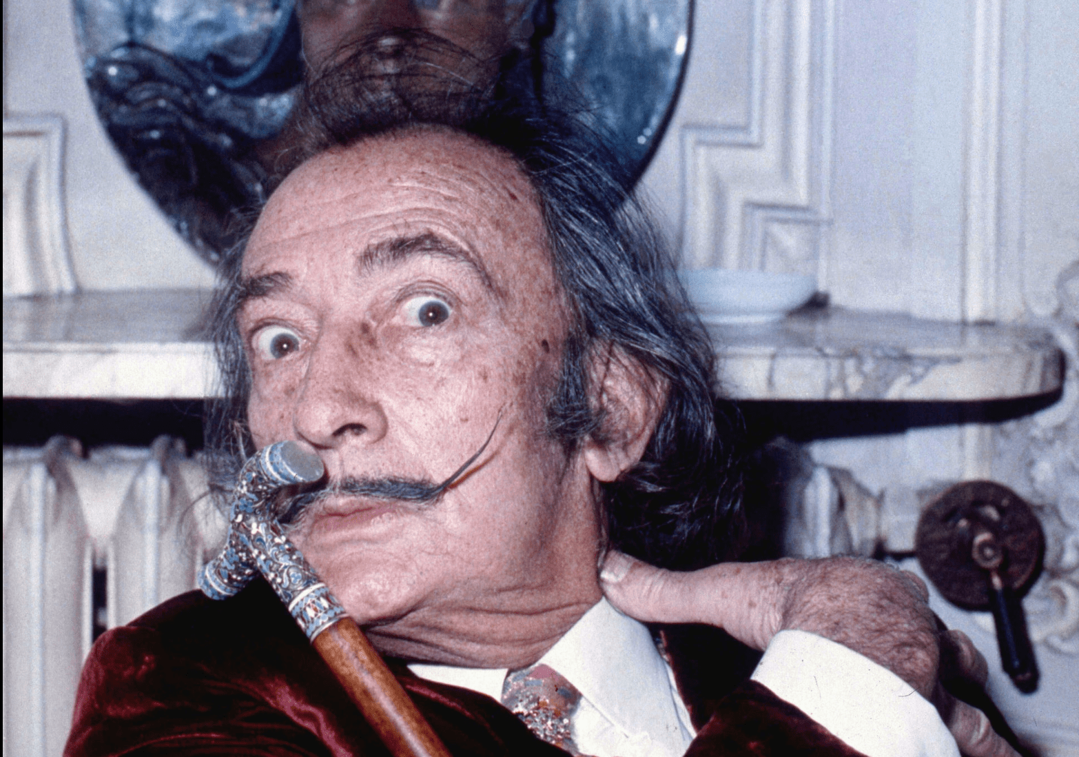 Salvador Dali S Body Gets Exhumed Revealing That 28