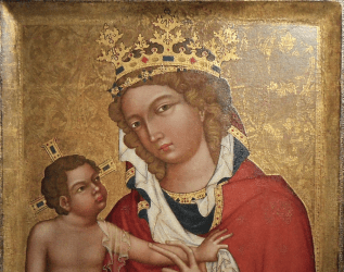Why Babies in Medieval Paintings Look Like Middle Aged Men: An Investigative Video Open Culture