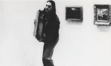 Risultato immagini per There is a Criminal Touch to Art, 1976