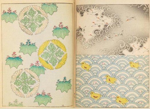 Explore the Beautiful Pages of the 1902 Japanese Design Magazine Shin-Bijutsukai: European Modernism Meets Traditional Japanese Design 5