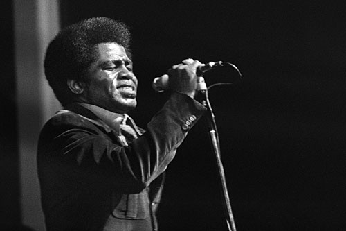 James Brown Olympia