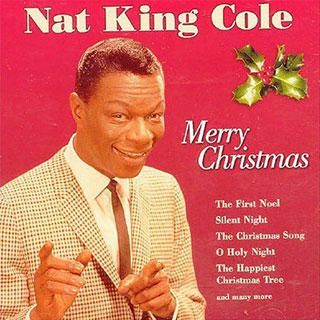 Image result for nat king cole at christmas