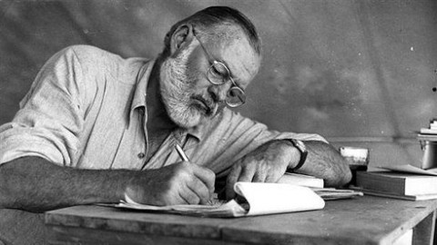 "The (Urban) Legend of Ernest Hemingway's Six-Word Story: ""For sale, Baby  shoes, Never worn."" 