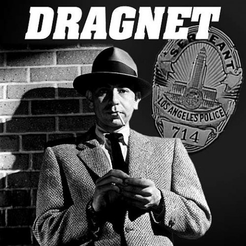 dragnet radio