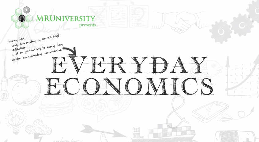 Everyday Economics: A New Course by Marginal Revolution