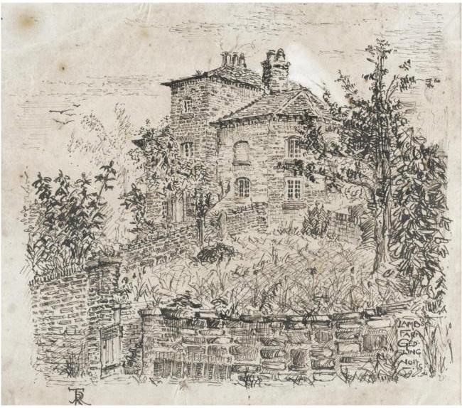 J.R.R._Tolkien_-_Lamb's_Farm,_Gedling