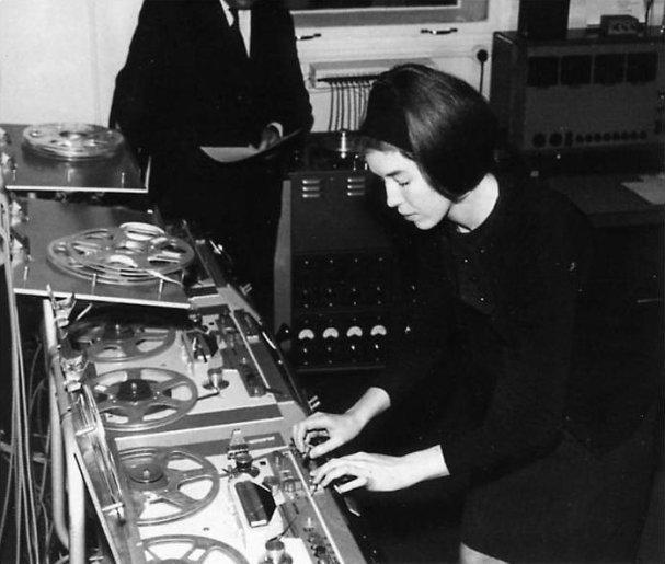 seven hours of women making music