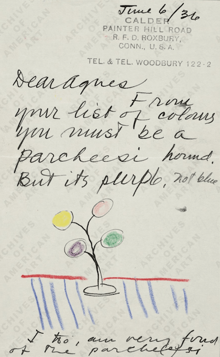 178 Beautifully-Illustrated Letters from Artists: Kahlo