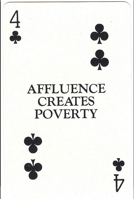 Marshall McLuhan's 1969 Deck of Cards, Designed For Out-of