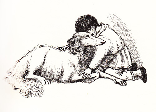 Maurice Sendak Illustrates Tolstoy in 1963 (with a Little