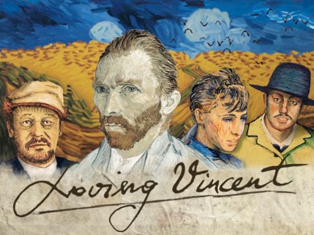 Image result for Loving Vincent (2017)