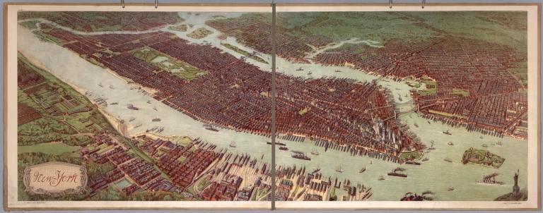 1900 Rutland Vt Ariel Map