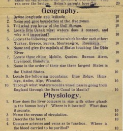 Can You Pass This Test Originally Given to 8th Graders Living in Kentucky  in 1912?   Open Culture [ 3096 x 640 Pixel ]