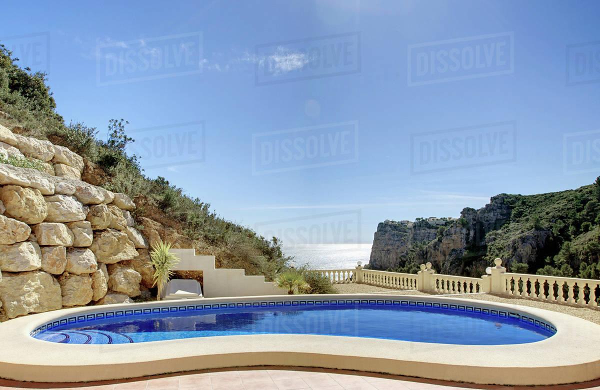 Spain Costa Blanca Hotel Swimming Pool D1028 59 423