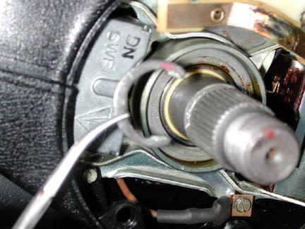 57 Chevy Starter Wiring Porsche 911 Steering Column Bushing Replacement 911