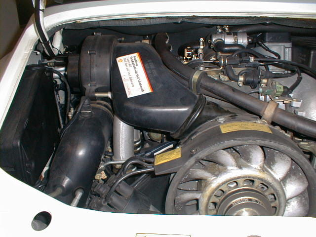 porsche 911 turbo wiring diagram 9 uml diagrams for library management system 964 rear blower motor replacement | (1989-1992) pelican parts diy maintenance article