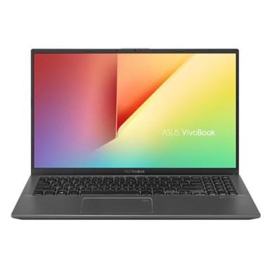 "Laptop ASUS VivoBook X512FA-BQ836, Intel Core i7-8565U pana la 4.6GHz, 15.6"" Full HD, 8GB, SSD 512GB, Intel UHD Graphics 620, Free DOS, gri"