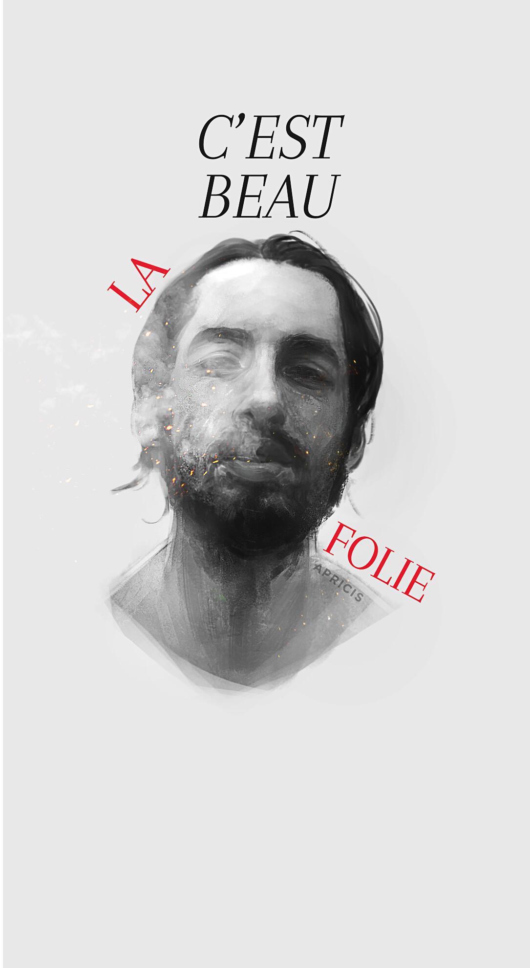 Lomepal Beau La Folie : lomepal, folie, APRICIS, Lomepal