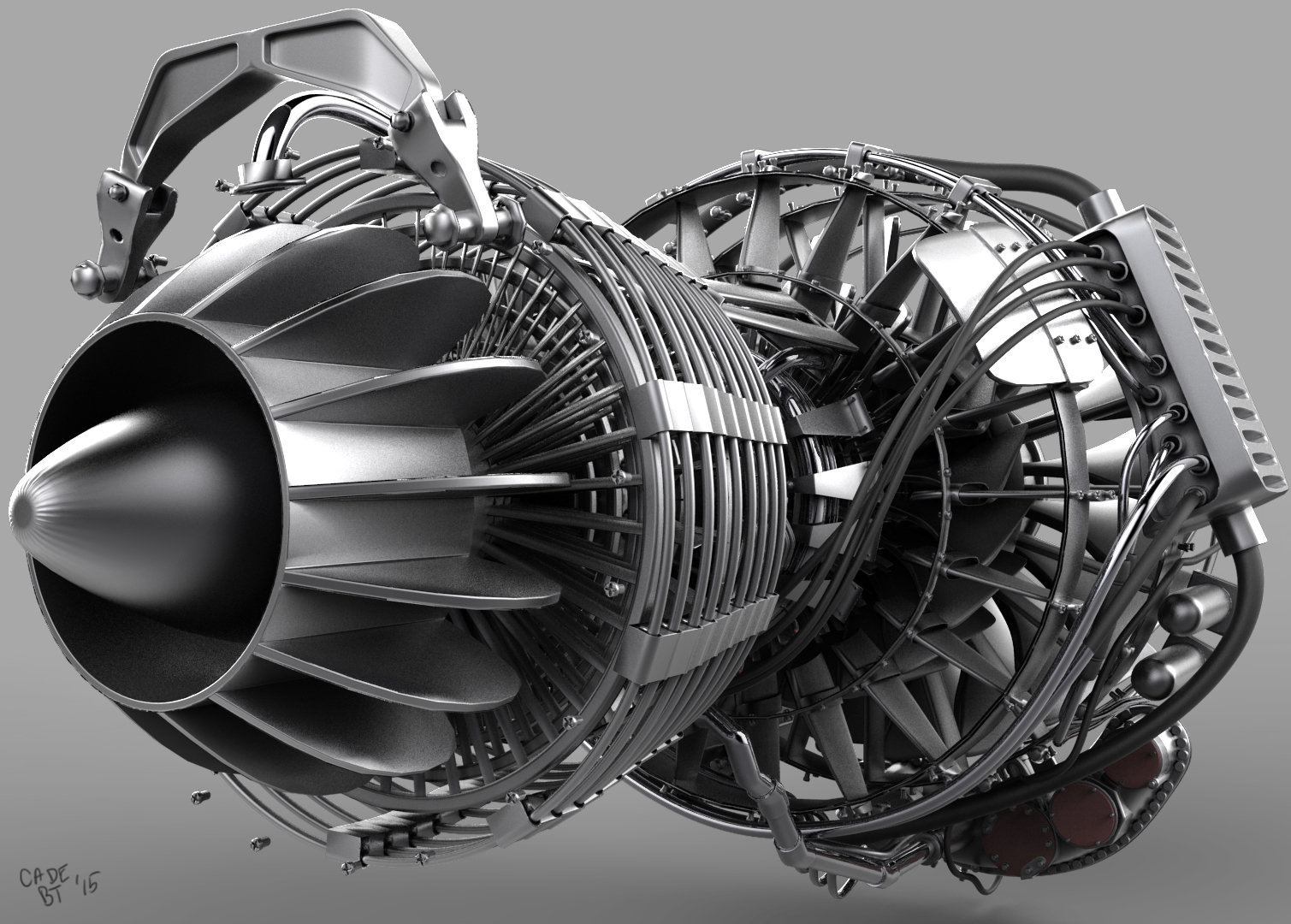 Jet Engine Hd Wallpaper Cade Jacobs Turbo Fan Jet Engine