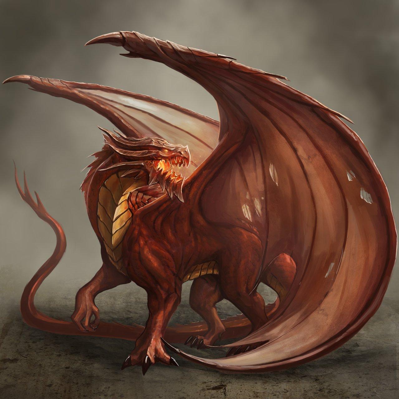 Red Dragon deviantART