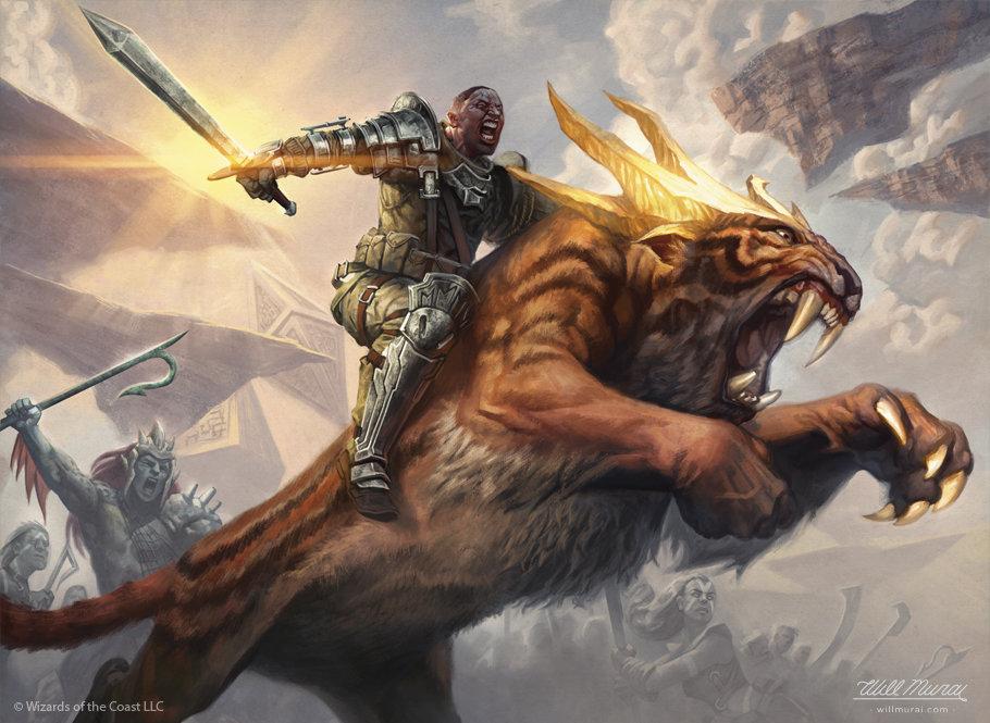 ArtStation  Hero of Goma Fada Will Murai