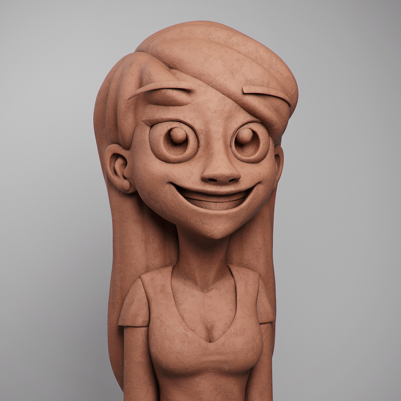 Digital 3D Art Artwork