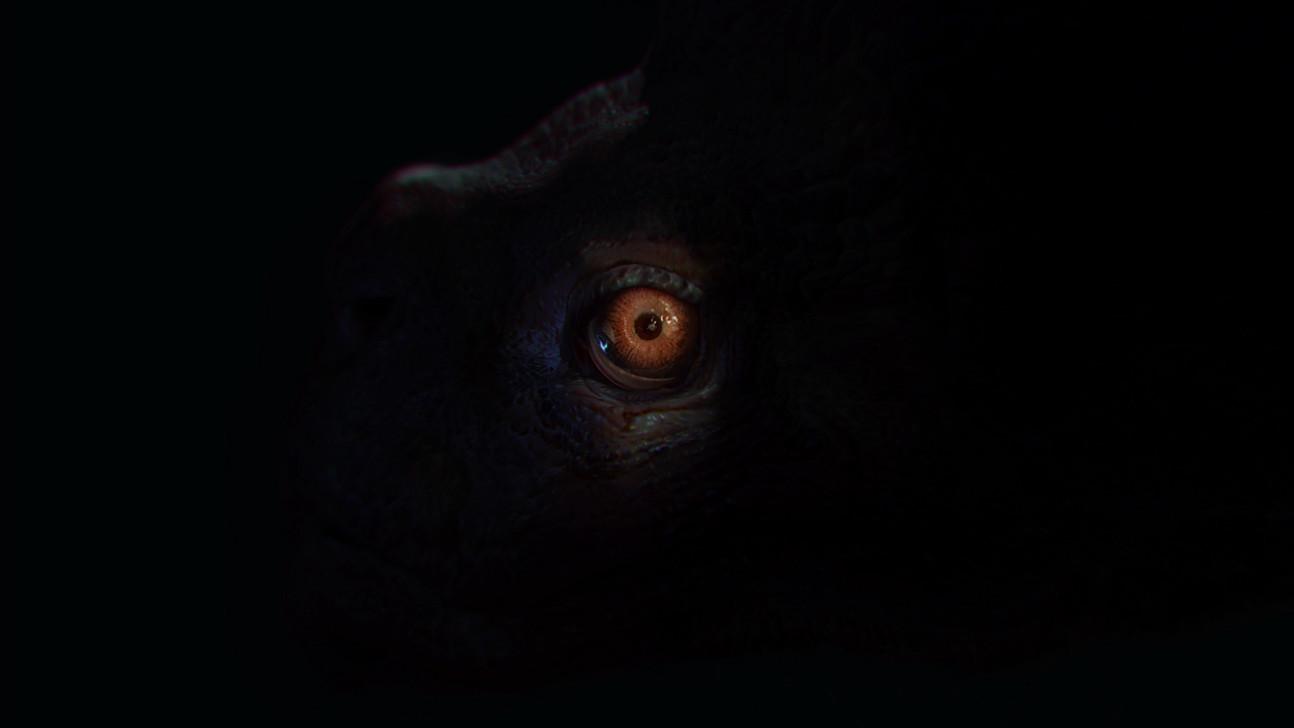 ArtStation  Monster Eye Animation Roxan Carle