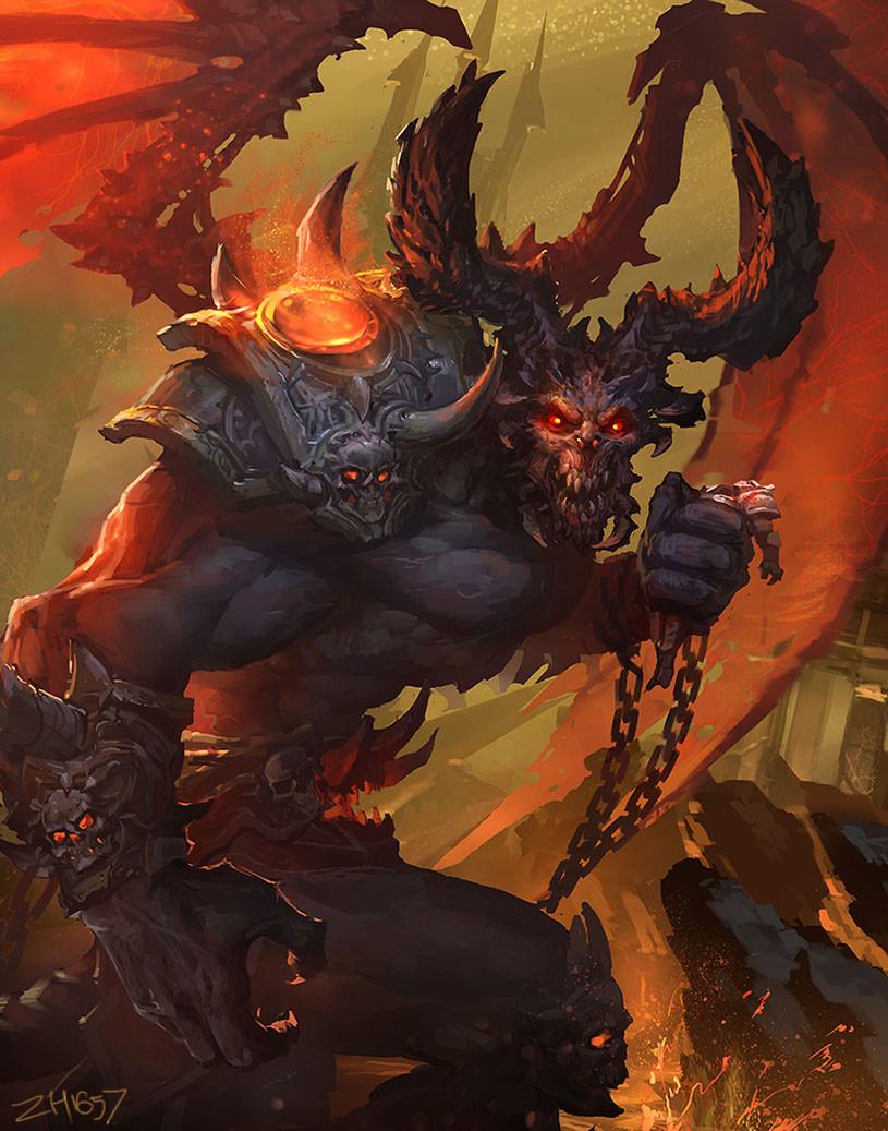 Artstation - Demon Zhou