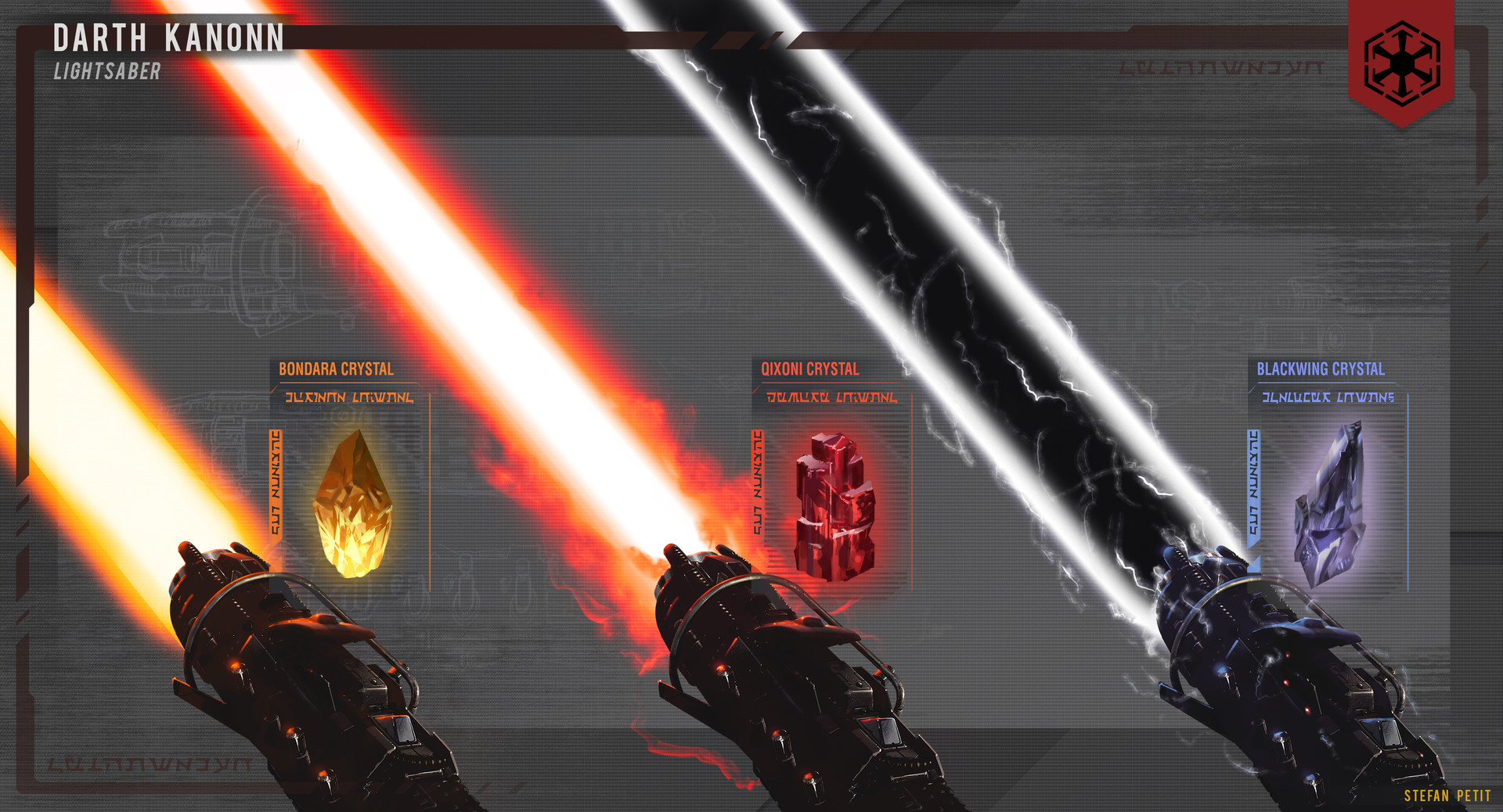 hight resolution of lightsaber part 2 crystals cross section