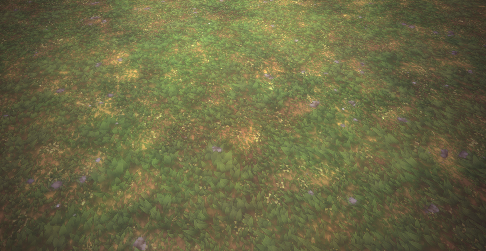 Hugo Beyer  JPRG stylized substance grass texture only