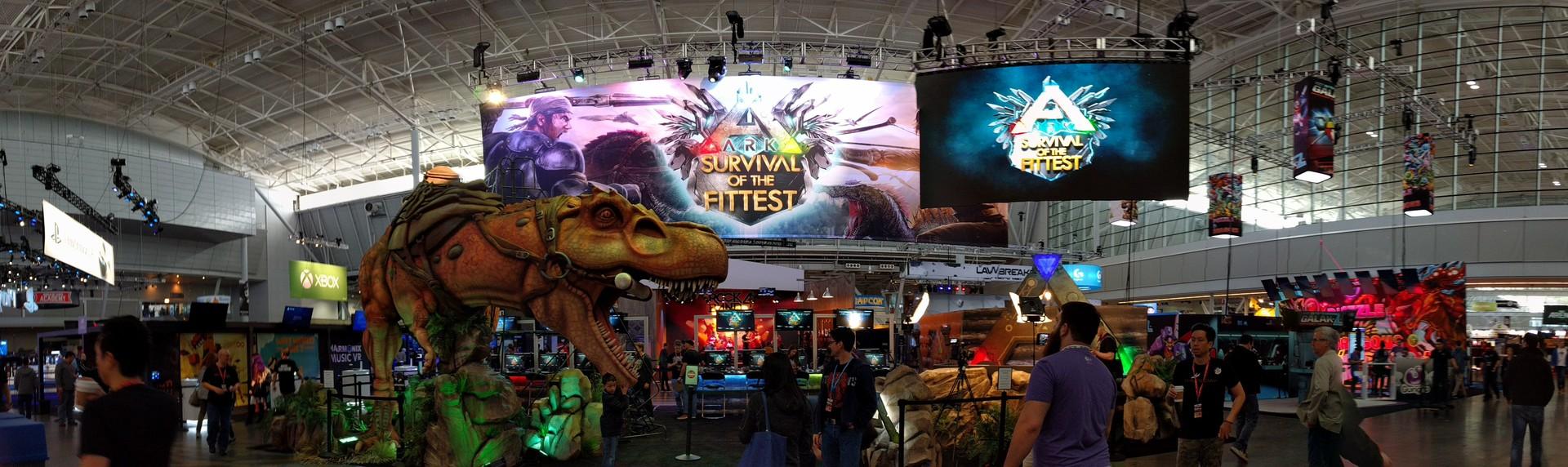 artstation ark survival evovled