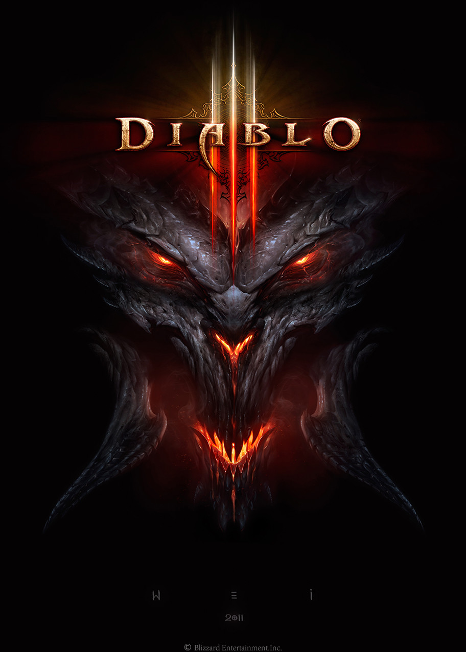 Wei Wang  The Art of Diablo