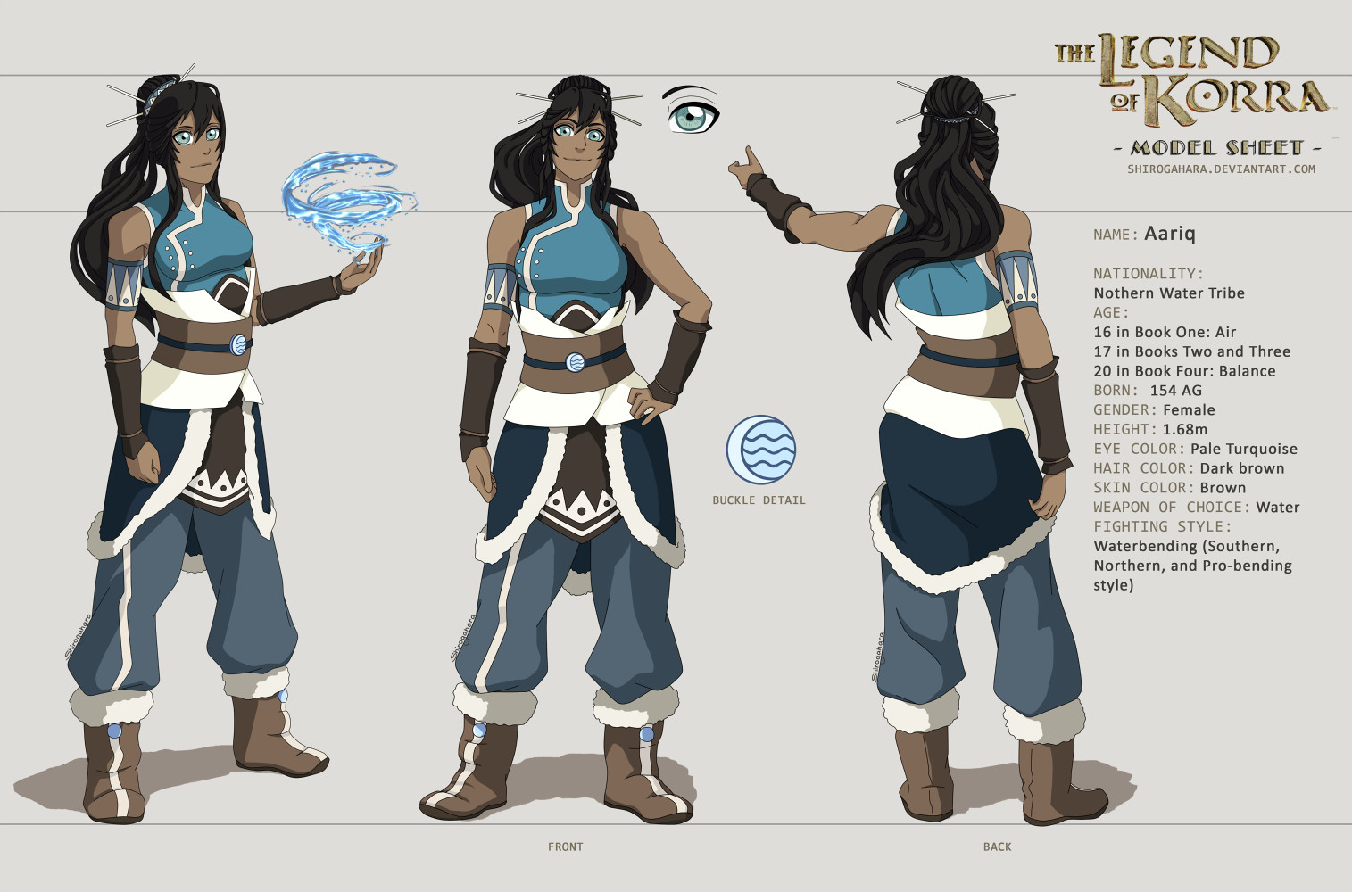artstation legend of korra