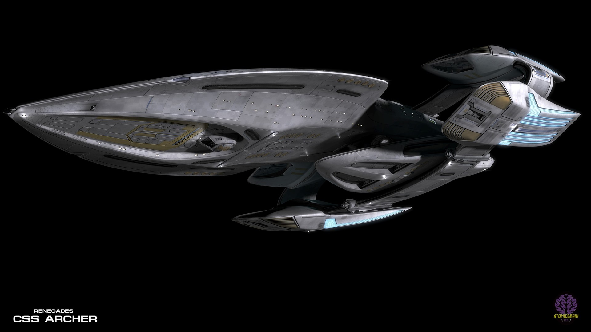 Keaira Finlay  Renegades The Requiem CSS Archer