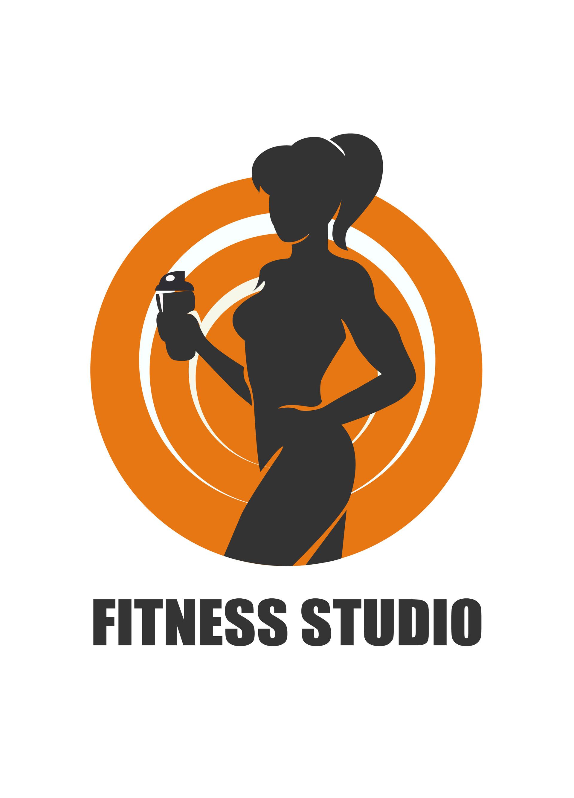 Dilshan Udawatta - Fitness Studio Logo