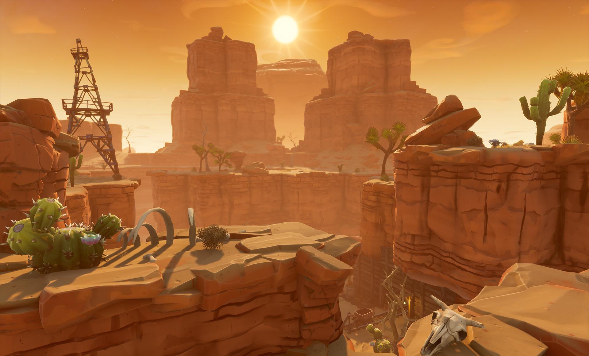 Fortnite Thumbnail Background Exploring Mars