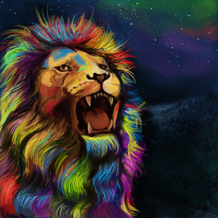 Rastafarian Lion Wallpaper Wallpapergood Co