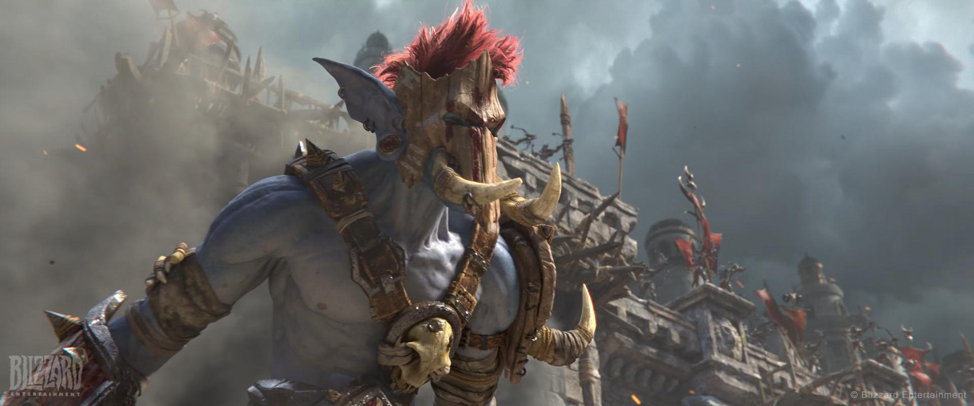 Draenei Girl Wallpaper Artstation World Of Warcraft Battle For Azeroth