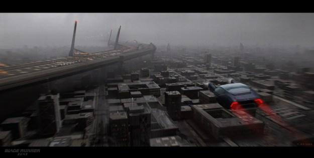 Adam Baines para Blade Runner 2049