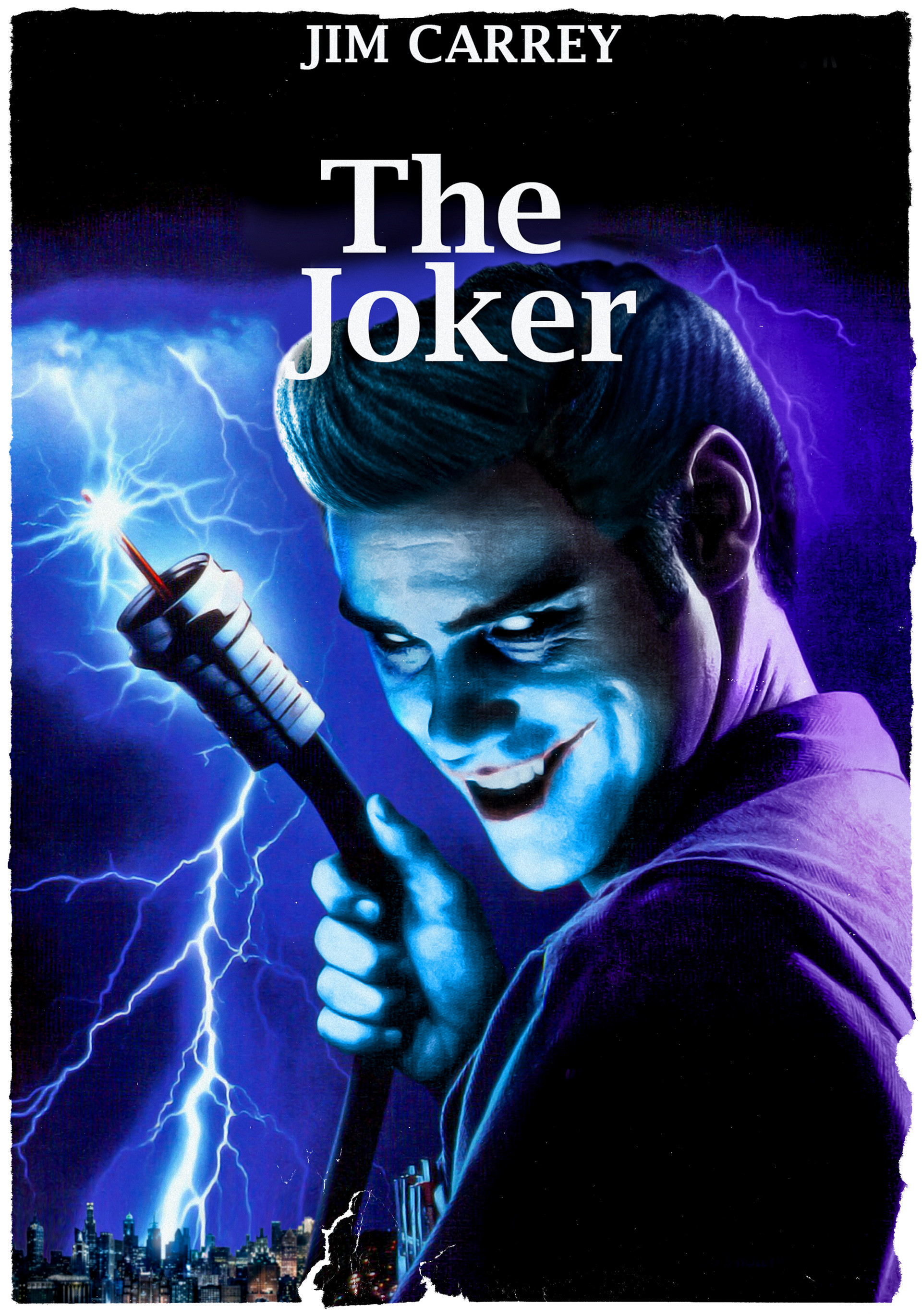 hight resolution of the cable guy jim carrey as the joker