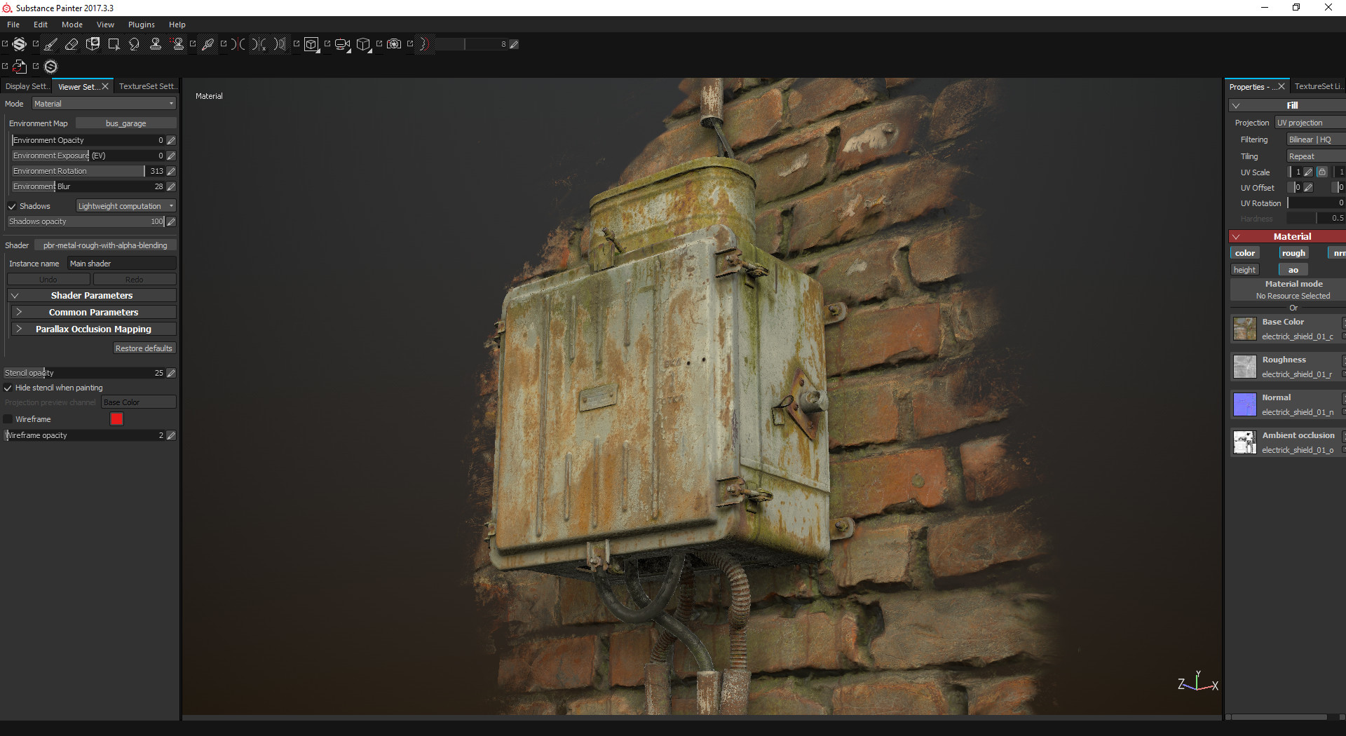 medium resolution of fuse box texture