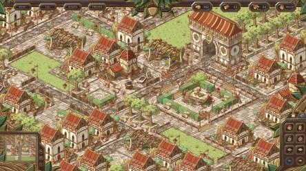 Sebastian Wagner Elven City Game Concept
